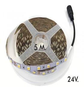Ruban LED 24V/16W-5M-IP20...