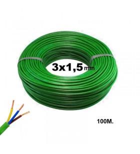Couronne câble 100m - 3 x...