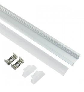 Profilé aluminium - 2m