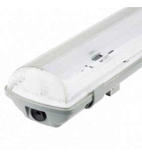 Bloc tubes LED double -...