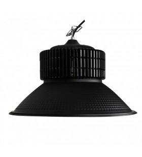 Cloche LED PRO - 200W - noire